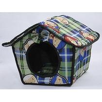 Casa Bolsa Armables Mascota Perro