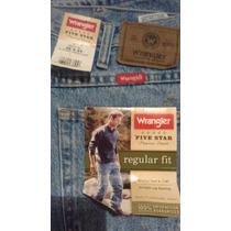 Blue Jeans Wrangler Caballero