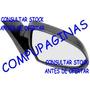Espejo Retrovisor Original Agile 09 Montana Comando Interno