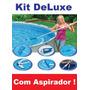 Kit De Limpeza Piscina Intex Cabo Aspirador Peneira Deluxe<br><strong class='ch-price reputation-tooltip-price'>R$ 239<sup>90</sup></strong>
