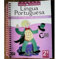 Vivencia E Construção Lingua Portuguesa 2ª Serie - Professor