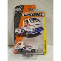 Matchbox Camioneta 66 Dodge A100 Blanco 39/125