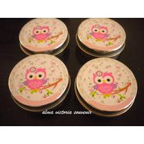 Souvenir Primer Añito Latas Pastilleros Personalizadas