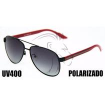 Óculos De Sol Aviador Unissex Uv400