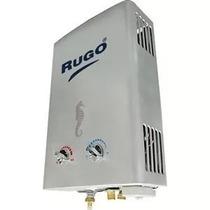 Calentador De Paso Para Agua Rugo 6 Lts Gas L.p.