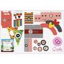 Mickey Kit Cotillón Imprimible Candy Bar