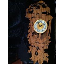 Reloj De Pared Venados Cuarzo