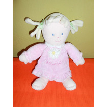Lote 3 Peluches Para Bebe 31 Cms Carters Kids Preferred