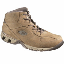 Botas Caterpillar Confort Vast Mid Casual Cafe Terra Gym