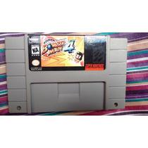 Bomberman 4 Snes