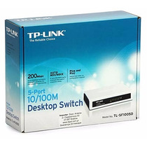 Switch Tplink Tl-sf1005d Tienda. Factura