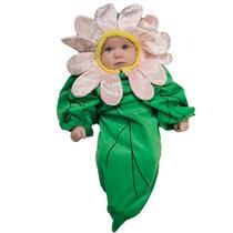 Fantasia Bebê Flor - Newborn- Fotos Estúdio Fotografia