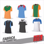 Fabrica De Camisetas De Futbol Minimo 10 Unidades