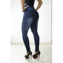 Jeans Levanta Cola Elastizados Super Altos