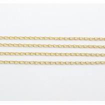 Esfinge Jóias - Corrente Estilo Grumet Ouro Amarelo 18k 750.