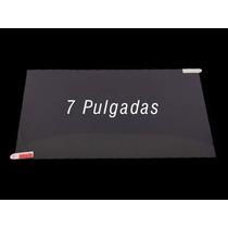 Mica Protectora Pantalla Tableta De 7 Y 9 Pulgadas Screen