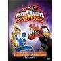 Dvd Opower Rangers Dino Trovão - Triunfo Triássico V. 5