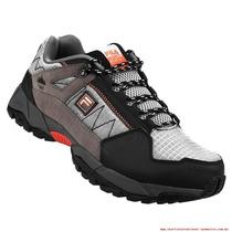 Zapatillas Fila Trekking Front Max Hombre Original