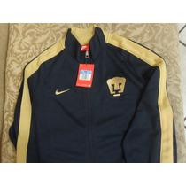 Nike Club Pumas De La Unam Universidad Chamarra N98 Hombre