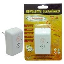 Repelente Eletrônico Para Ratos, Ratasanas E Camundogos