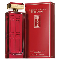 Perfume Red Door Feminino 100 Ml - Original E Lacrado