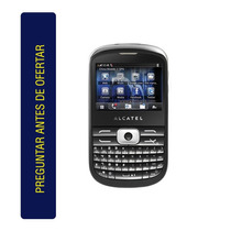 Celular Alcatel Soul Ot-819 Teclado Qwerty Cam 2mp Radio Fm