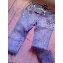 Calça Jeans Skinny Da Verbo