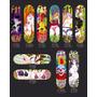 Tablas De Skate Fat Machine Skateboards Maple Canadiense