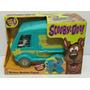 Scooby Doo Camioneta Maquina Del Misterio Con Fred Original
