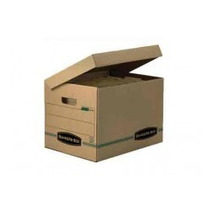 Caja Carton Mad Fellowes Bankers Box Oficio 20