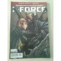 Comics De Coleccion Marvel X Men Segunda Venida Capitulo 9