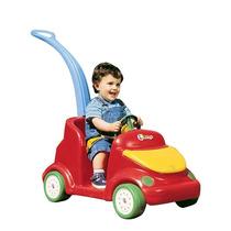 Auto Autito De Paseo Con Manija Rotoys