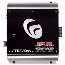 Modulo Stetsom 2k5 2500w Rms 2ohms Mono Amplificador+ Brinde