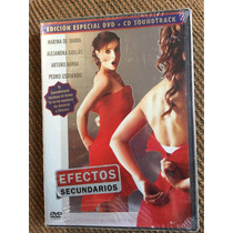 Efectos Secundarios Dvd + Cd Soundtrack Mariana De Tavira