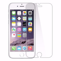 Mica Glass Cristal Templado Iphone 5/6/6 Plus