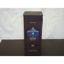 Whisky Chivas Regal 18 Estuche Porta Botella - Changoosx