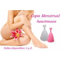 Copas Menstruales Heartmoon Y Aneer