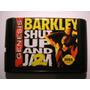 Fita Sega Mega Drive Genesis Barkley Shut Up And Jam 2 Excel
