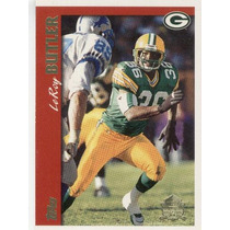 1997 Topps Minted In Canton Le Roy Butler Green Bay Packers