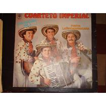 Cuarteto Imperial - Lp - Fiesta Latinoamericana