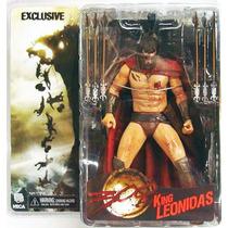 300 De Esparta: King Leonidas Exclusive - Neca Toys