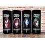 Vasos De Kiss Solistas 1978 (de Botellas Recicladas)