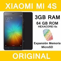 Original Xiaomi Mi 4s 3gb Ram 64gb 4g Liberado Fast Charge