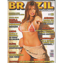 Revista Brazil Sex Magazine N.112 - Frete Grátis - Confira !