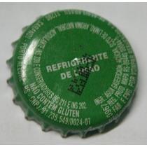 Tampinhas Antigas - Refrigerante De Limão (linha Coca-cola)