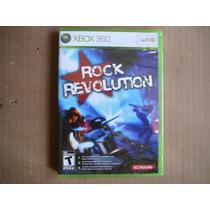 Rock Revolution Para Xbox 360 Nuevo Original Envío Gratis