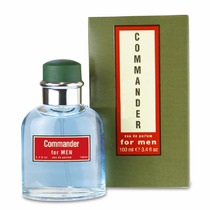 Perfume Original Colonia Caballero Hugo Boss Commander 100ml