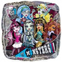 Globo Monster High Frankie,draculaura,spectra Y Más18 Pulgad