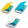 Capa Flip Cover Samsung Galaxy S3 Mini I8190 Original Nota