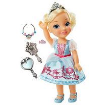 Princesa Cenicienta Con Joyeria Disney Remate Envio Incluido
